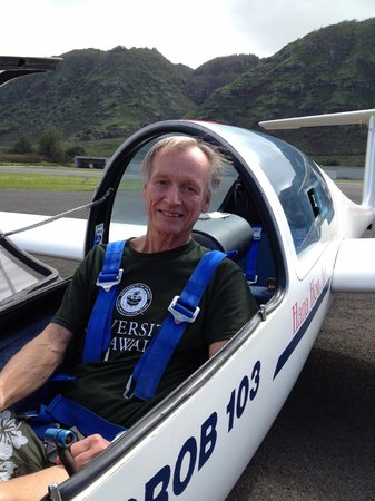 Southern California Soaring Academy: Just a beginner