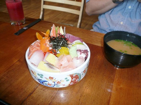 The Hashi: ちらし