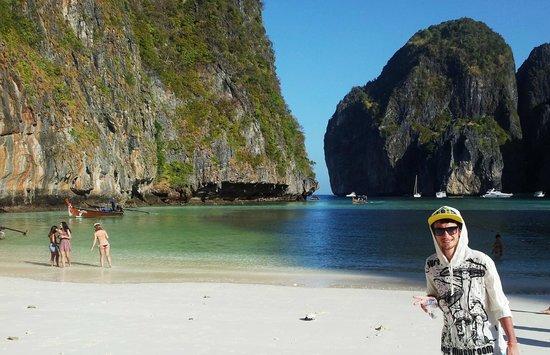 """Phi Phi Islands : здесь снимался фильм """"пляж"""" с леонардо ди каприо"""
