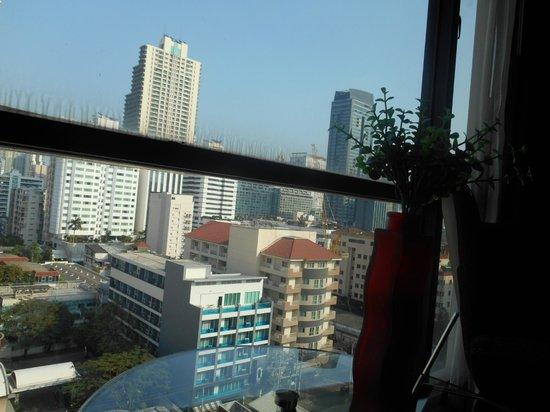 BelAire Bangkok: Outside view