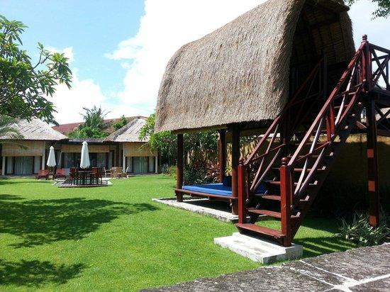 Discovery Kartika Plaza Hotel: Lovely villas