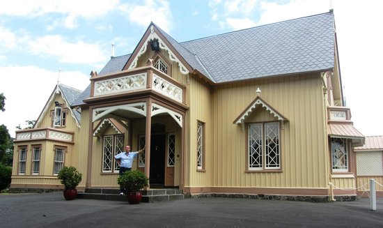 Highwic: Main Entrance
