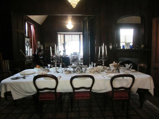 Highwic: Dining room