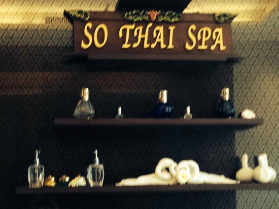 So Thai Spa Phuket : Looked good from inside