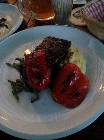 Pivovarska pivnice: Steak