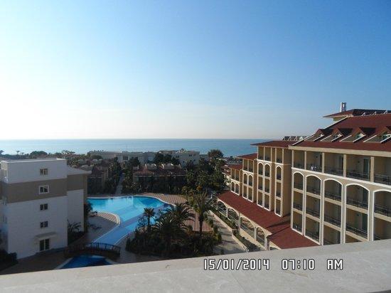 Paloma Oceana Resort: Nice View!