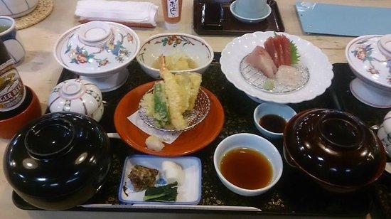 Chikae Fukuoka: 和定食