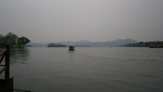 Shangri La Hotel Hangzhou: view