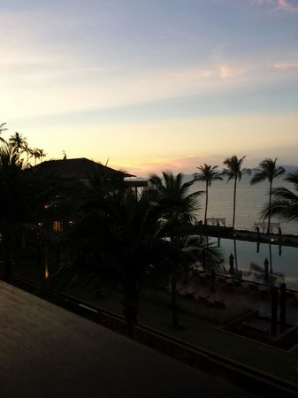 Hansar Samui Resort: View from 1309