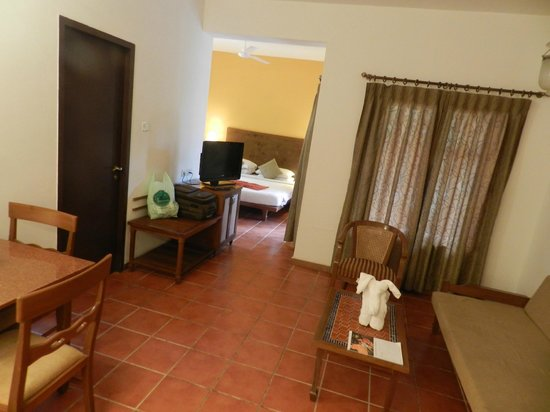 Club Mahindra Madikeri, Coorg: Resort Room