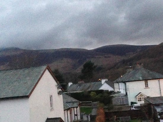 Brierholme Guest House: View from room