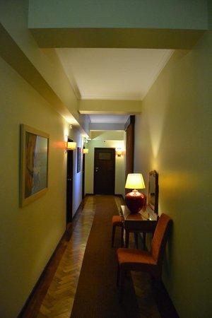 Pao de Acucar Hotel: hotel interior