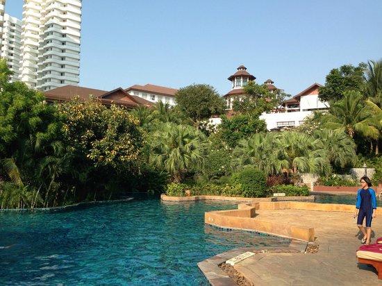 InterContinental Pattaya Resort: Views around