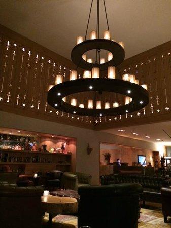 Frutt Lodge & Spa: Lobby