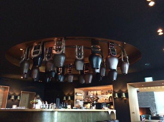 Frutt Lodge & Spa: Hotel Bar