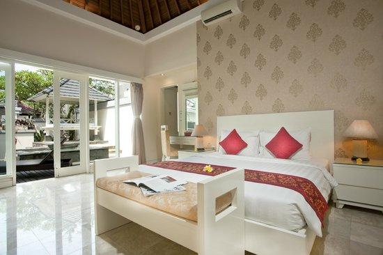 Bugan Villas: Brand new master room