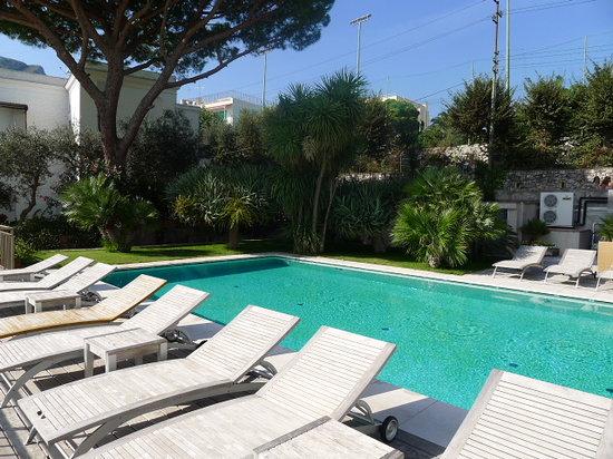 Hotel Canasta: piscina