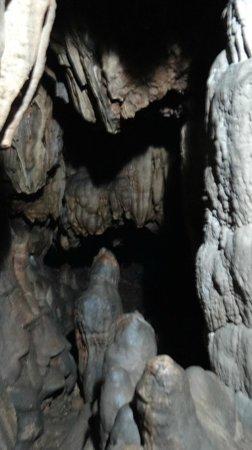 Inside Mawsmai Cave
