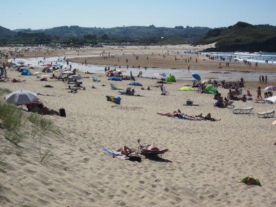 Hotel Las Dunas: la playa a pie del hotel