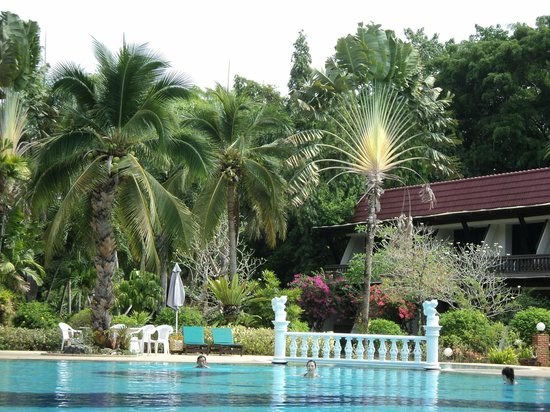 Krabi Resort: Swimming pool