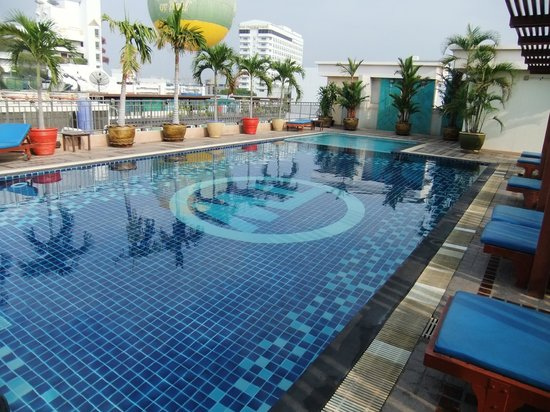 Baywalk Residence Pattaya: プール