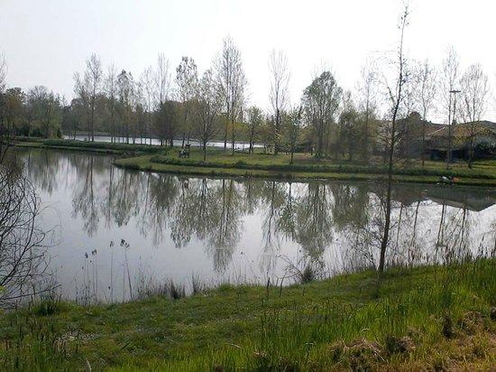 Ca' di Ratt : Angolo del parco dei 3 laghi