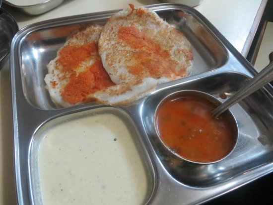Cafe Madras : Yummy Food
