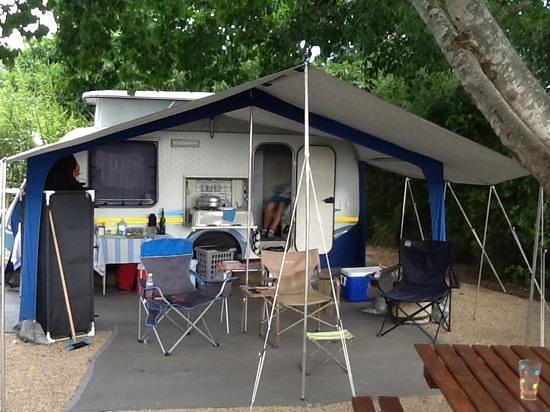 Addo Rest Camp: Addo campsite