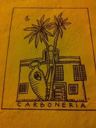 La Carboneria: Entrata