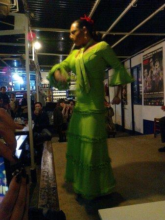 La Carboneria: Flamenco