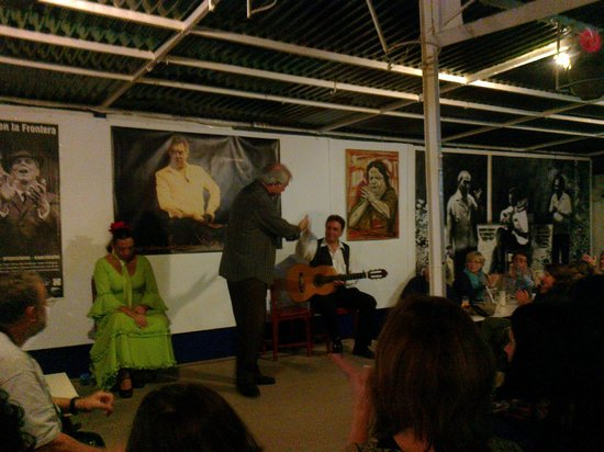 La Carbonería: Flamenco