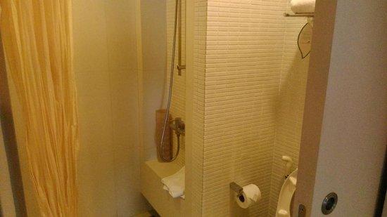 Citadines Sukhumvit 23 Bangkok: Bathroom