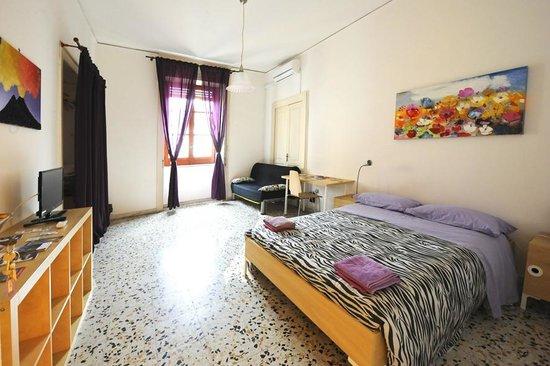 Bed and Breakfast Rossonapoletano Napoli