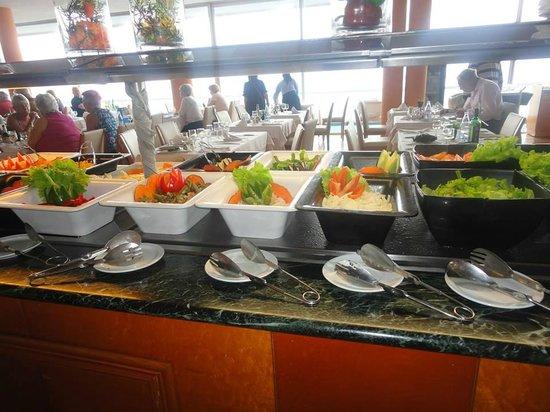 Hotel Best Semiramis: Comedor