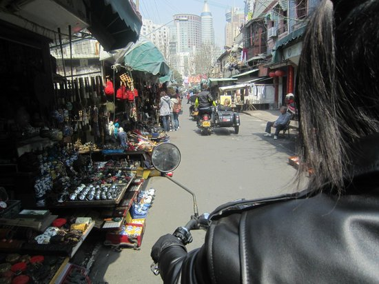 Insiders-Shanghai Private One-day Tour: Marché aux puces