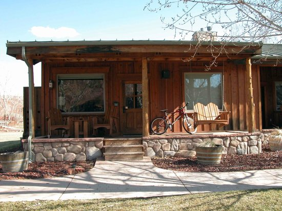 Sorrel River Ranch Resort and Spa: The Cabin