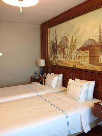 Neorion Hotel: The twin room