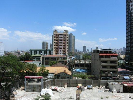 Antel Hotel: プールからの眺め