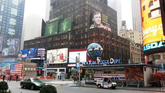 Times Square : Город не спит