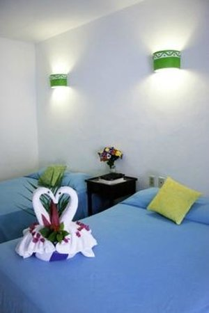 El Acuario Hotel: chambre