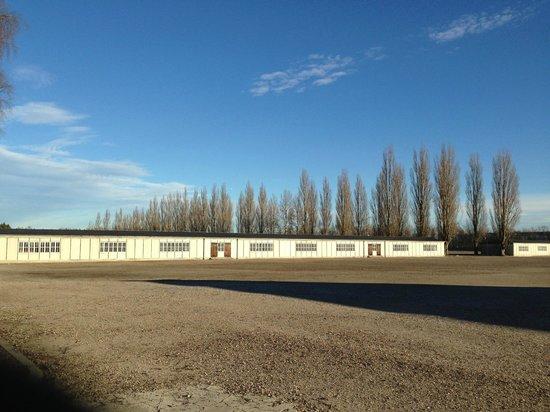 KZ-Gedenkstätte Dachau: ダッハウ強制収容所のバラック