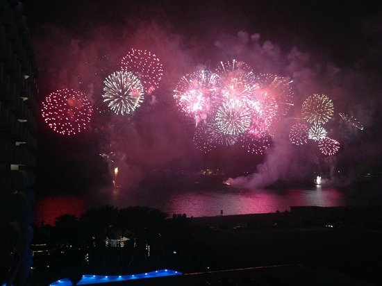 Hilton Dubai Jumeirah : View from room 457