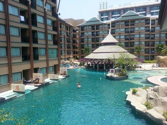 Novotel Phuket Vintage Park : Pool access rooms