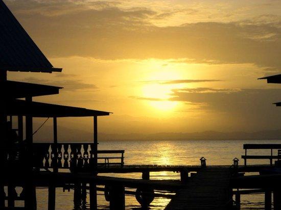 Koko Resort : Sun Set