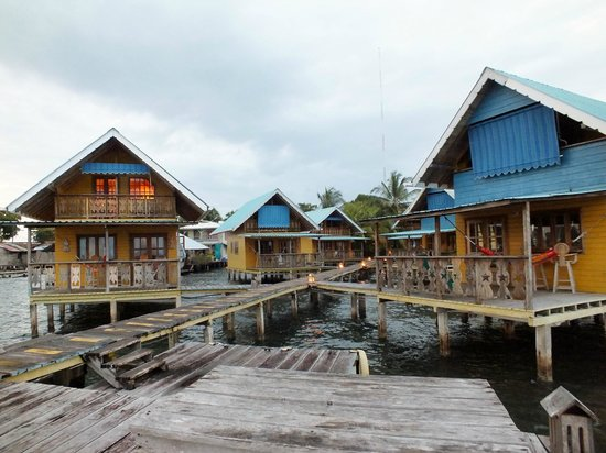 Koko Resort : The cabins