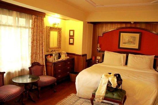 Mayfair Darjeeling: Our main room