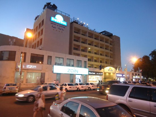 Days Hotel Aqaba: cerca del centro y la playa
