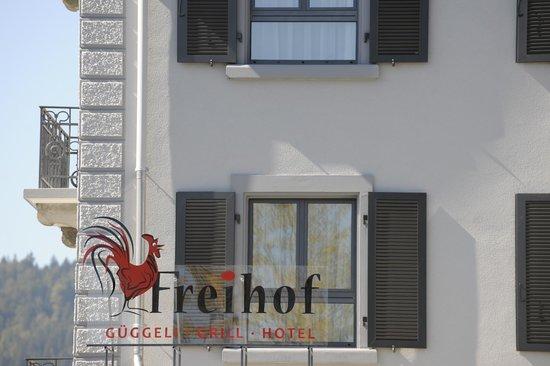 Hotel Freihof: Aussenansicht