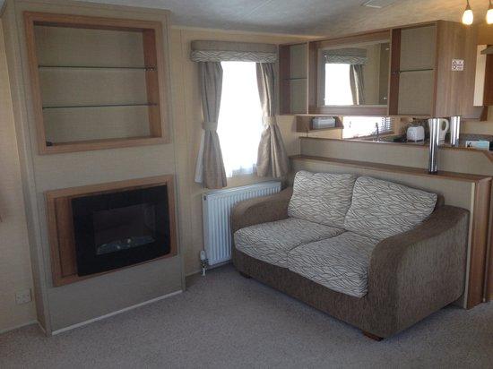 Primrose Valley Holiday Park - Haven: Lounge