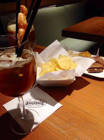 Bar Braulio Beer & Wine: Braulio spritz